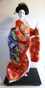 Geisha Doll Ebay
