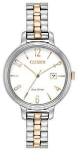 Citizen Eco-Drive Womens Watch EW2446-57A