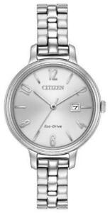 Citizen Eco-Drive Womens Watch EW2440-53A