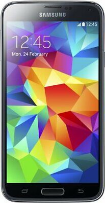 BRAND NEW Samsung Galaxy S5 SM-G900 - 16GB - Black (Unlocked) 4G Smartphone