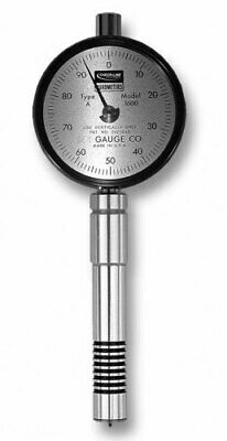 Rex Rx-1600-oo Type Oo Precision Dial Shore Durometer Astm D-2240