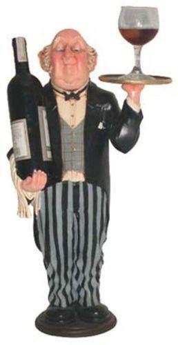 Waiter Statue Home Amp Garden Ebay
