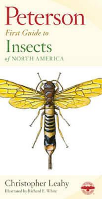 Peterson First Guide to Insects of North America - Paperback - ACCEPTABLE