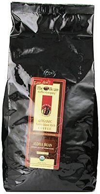 The Bean Coffee Comrades, Aloha Bean (Hawaiian Hazelnut) Organic Whole Bean Coffe