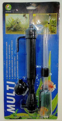 Fish tank cleaning pump ebay for Fish tank cleaning pump