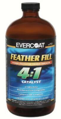 Fibreglass Evercoat FIB-733 Feather Fill 4:1 Catalyst, Quart