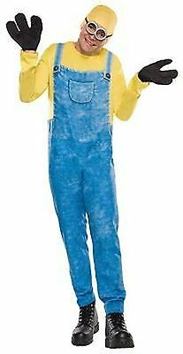 spicable Me 2 Minion Bob Cosplay Marvel Halloween Kostüm (Erwachsene Minion Halloween-kostüme)