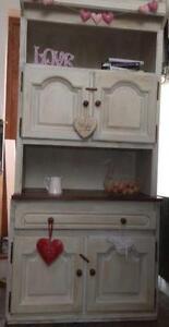Shabby Chic Oak Dressers