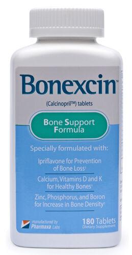 Bonexcin Prevents Bone Loss and Builds Healthy Bones the Natural Way