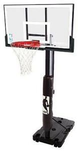 Huffy Sports 50-Inch Acrylic Portable Basketball System