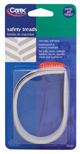 Compass Health Enablers Safety Treads Pk/8 Strips  Cello Wrap