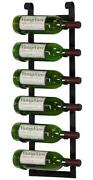 6 Bottle Wine Rack