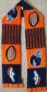Denver Broncos Scarf
