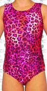 Cheetah Leotard