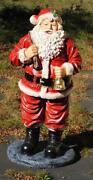 Weihnachtsmann Lebensgroß