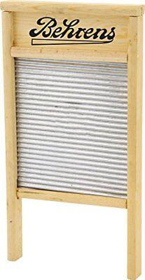 Behrens BWBG12 Washboard, 1-3/4 In H X 12-1/2 In W X 24-1/2 In D