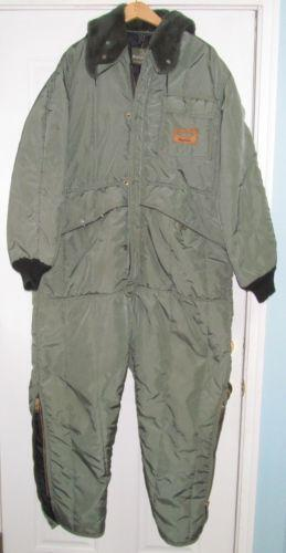 Vintage Snow Suit Mens Ebay
