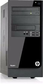 HP PRO 3305 SERIES MT,WIN 7 PRO INSTALLED,4GB MEMORY,500GB HDD,3.20GHZ AMDII 260 DESKTOP PC