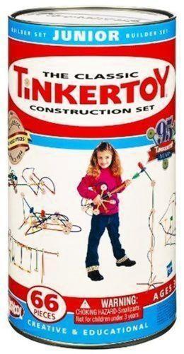 Tinker Toys For Boys : Classic tinkertoy construction set ebay