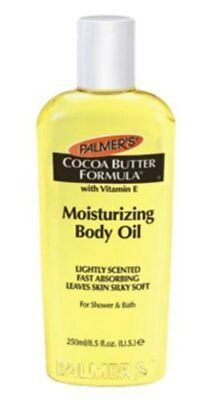 3 Pack Palmer's Cocoa Butter Moisturizing Body Oil with Vitamin E 8.5oz (Cocoa Butter Moisturizing Body Oil)