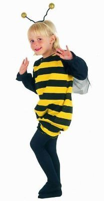 GIRLS BOYS TODDLER QUEEN BUMBLE BEE BOOK WEEK COSTUME   2 - 4 YEARS INSECT BUG