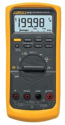 Fluke 2074974 Digital Multimeter With Thermometer