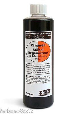 1x Renuwell Möbel-Regenerator 500 ml Möbelpflege