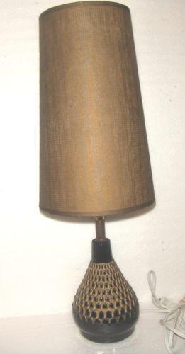 50s Lamp Fiberglass Ebay