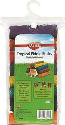 - Superpet (Pets International) SSR60424 Wood Small Animal Tropical Fiddle Stick..