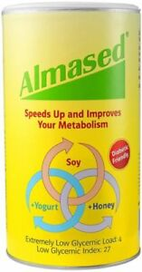 Almased Multi Protein Powder - Supports Weight Loss, Optimal Health 17.6 oz
