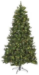 pre lit multi color christmas trees - Prelit Christmas Trees
