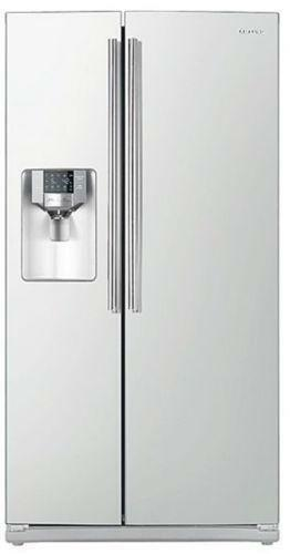samsung side by side refrigerator ebay. Black Bedroom Furniture Sets. Home Design Ideas