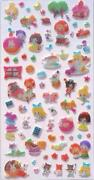 Puffy Kawaii Stickers