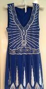 Vintage Beaded Dress 8