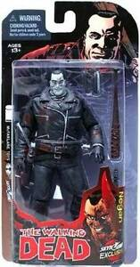 Negan Walking Dead COMIC Action Figure B/W (McFarlane Toys) Glen Iris Boroondara Area Preview