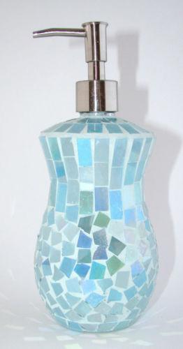 Mosaic Soap Dispenser Ebay