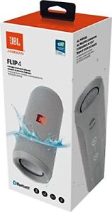 JBL Flip 4, grey - like new in box, price firm, still available