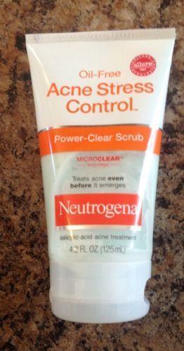 Neutrogena Acne Stress Control   eBay