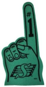 Saskatchewan Roughrider Foam Hand (New)