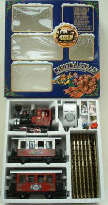 LGB 21540 Christmas Train Set EX/Box