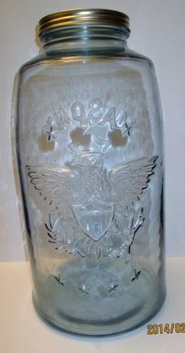 4 Gallon Mason Jar Ebay