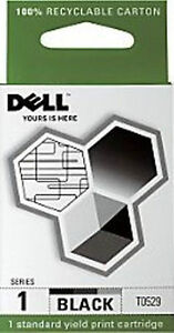 Genuine DELL T0529 Black Ink Cartridge for A920 720 Printers