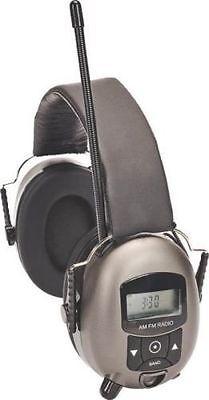 NEW MSA SAFETY 10121816 AM/FM/MP3 DIGITAL RADIO STEREO HEADPHONES PROTECTOR