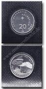20 Franken Silber