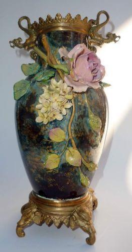 Barbotine Pottery Amp China Ebay
