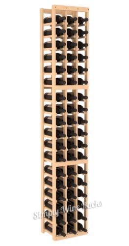 Pine Wine Rack Ebay