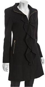 Ruffle Coat | eBay