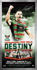 Signed Prints South Sydney Rabbitohs NRL & Rugby League Memorabilia