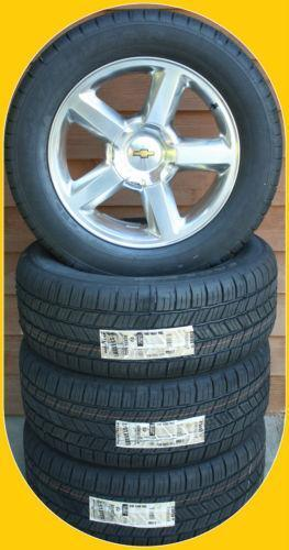 Chevy Suburban Wheels Tires | eBay