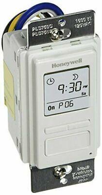 Honeywell Pls750c1000 Timer Switch Sunrise Sunset Single 3 Way-electrical Timers